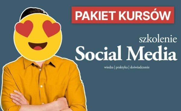 szkolenie social media